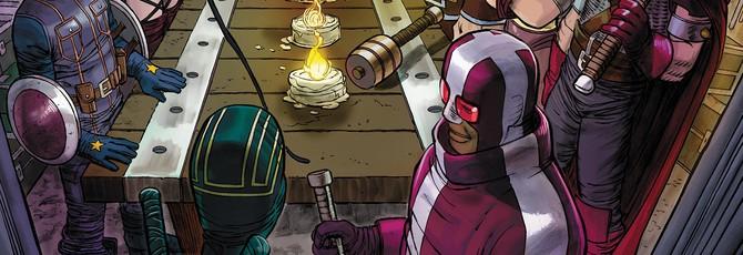 Новый герой для комикса Kick-Ass — чернокожая девушка
