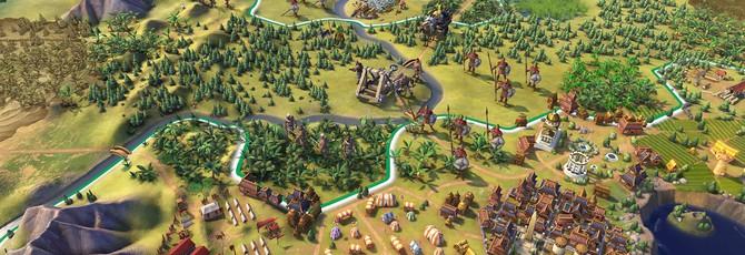 12 минут геймплея Civilization VI с E3 2016