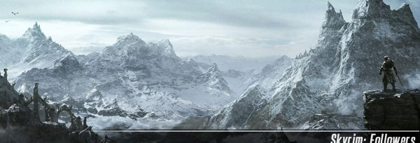 Гайд The Elder Scrolls V: Skyrim – однопартийцы