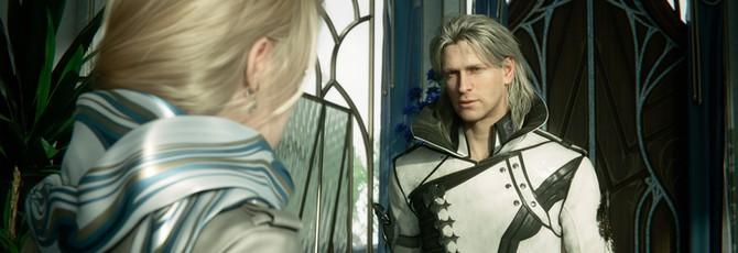 Новые скриншоты и персонажи фильма Final Fantasy XV: Kingsglaive