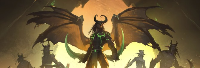 Трейлер новых короткометражек по World of Warcraft: Legion