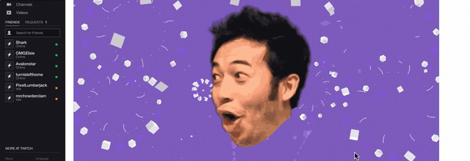Twitch начинает вводить HTML5-плеер