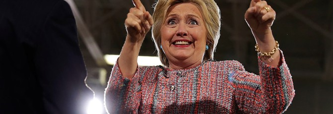 Дональд Трамп использует Pokemon Go против Хиллари Клинтон