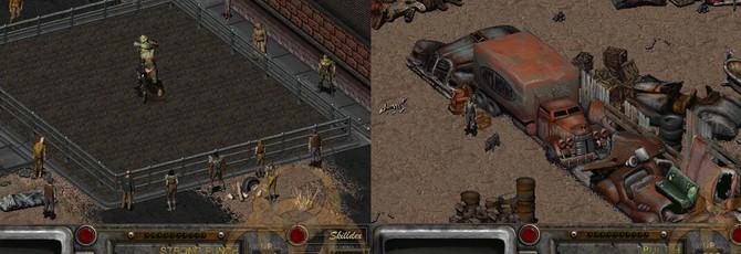 Трейлер мода Fallout 1.5: Resurrection для Fallout 2
