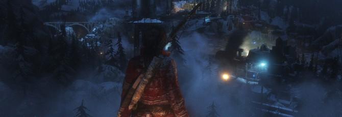22 минуты кооперативного геймплея Rise of the Tomb Raider на PS4