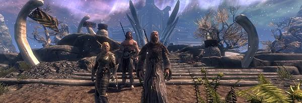 Петиция за полный запрет The Elder Scrolls V: Skyrim