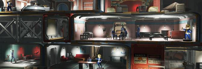 Релиз дополнения Vault-Tec Workshop для Fallout 4