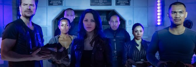 TV Review: Dark Matter — Season 2