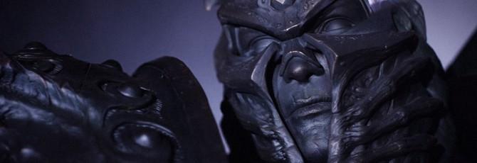 Новое видео Blizzard о создании статуи Артаса
