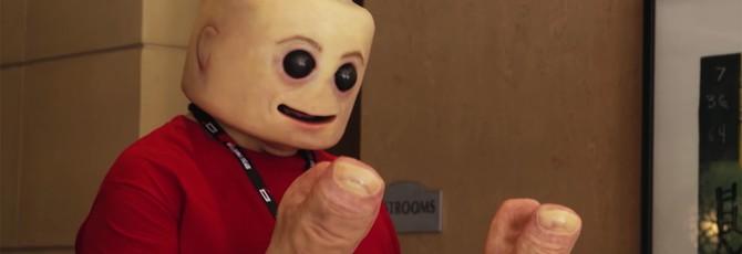 LEGO-человек — это топливо для кошмаров