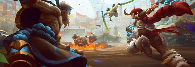 Battlerite: перерождение Bloodline Champions