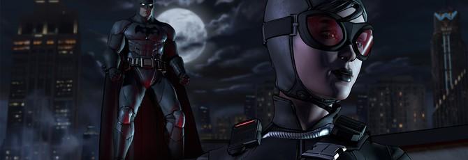 Мультиплеер Batman от Telltale не предназначен для Twitch