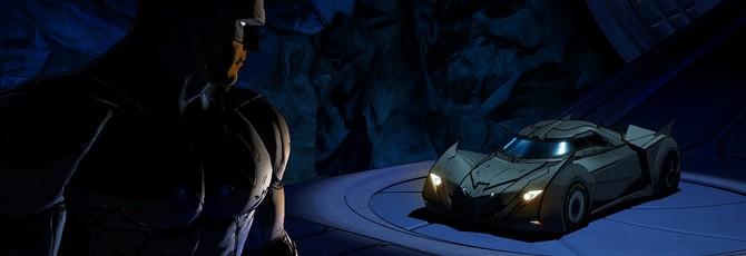 Выход Batman от Telltale задержится на старых консолях