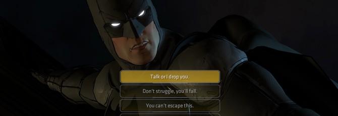 Оценки первого эпизода Batman от Telltale