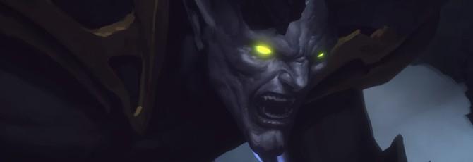 Обзор контента и первая часть аудионовеллы World of Warcraft: Legion