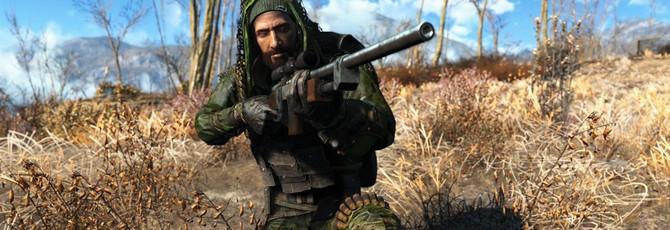 Поддержку модов Fallout 4 на PlayStation 4 ждать еще долго