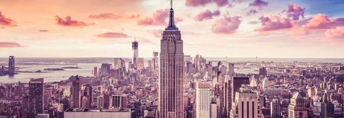 Нью-Йорк — индустриальный Стоунхендж
