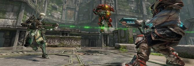 Первый геймпленый трейлер Quake Champions