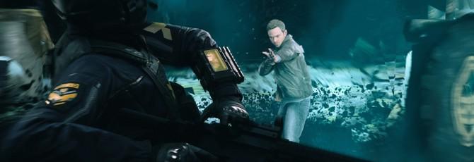 Quantum Break выйдет в Steam