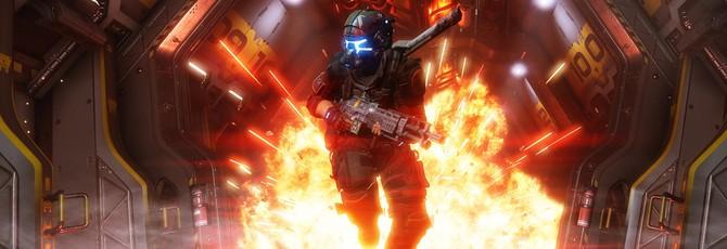 Геймплей Titanfall 2 из одиночной кампании