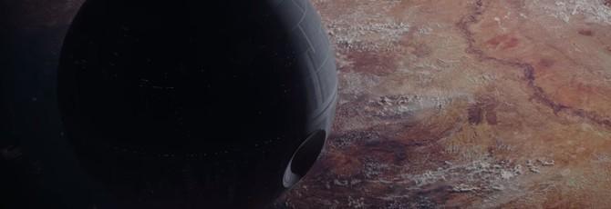 Дарт Вейдер в новом трейлере Rogue One