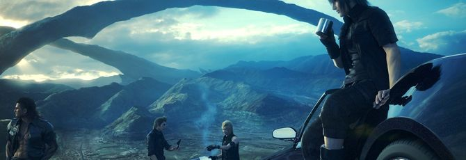 Превью Final Fantasy XV: Помощь кошке и другие приключения в пути