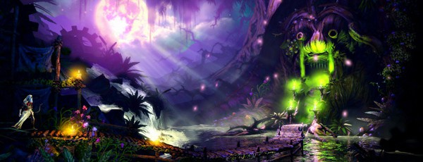 Четыре часа геймплея в DLC Trine 2