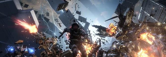 9 минут мультиплеерного геймплея Titanfall 2