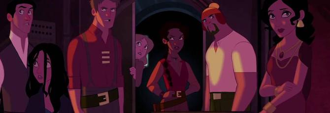 Фанатский тизер мультфильма Firefly