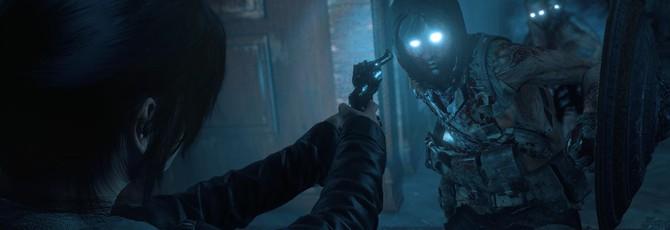 Геймплей нового контента PS4-версии Rise of the Tomb Raider