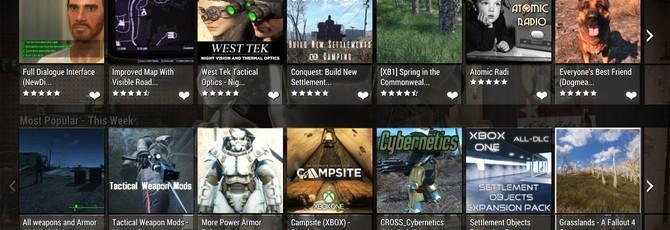 Bethesda пока не знает, когда PS4-версия Fallout 4 получит моды
