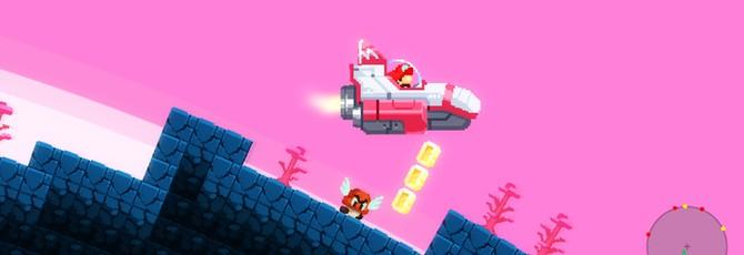 Mario и No Man's Sky совместили за 72 часа