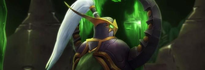 Максимальный уровень World Of Warcraft Legion уже достигнут