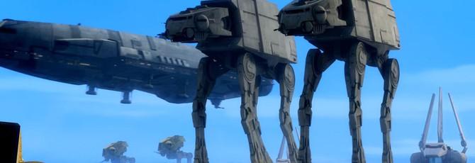 Адмирал Траун в новом трейлере Star Wars: Rebels