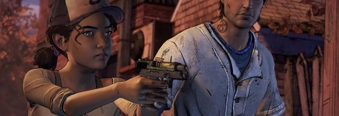 Третий сезон The Walking Dead от Telltale получил дату релиза