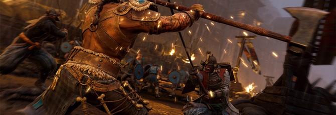 Трейлеры фракций For Honor — Самураи, Викинги и Рыцари