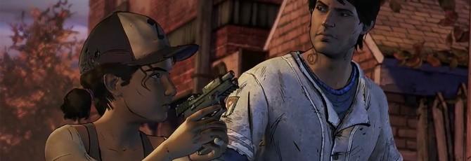 Третий сезон The Walking Dead от Telltale в ноябре