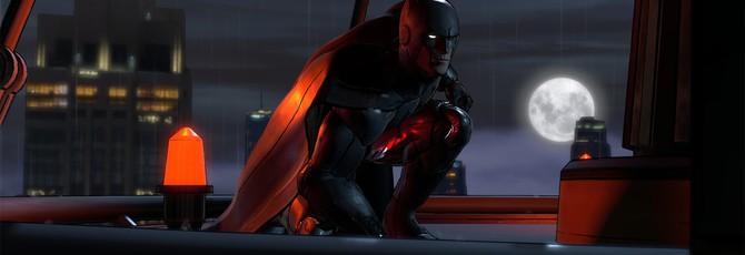 Второй эпизод Batman от Telltale в этом месяце