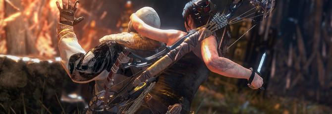 Масса деталей Rise of the Tomb Raider с PAX West