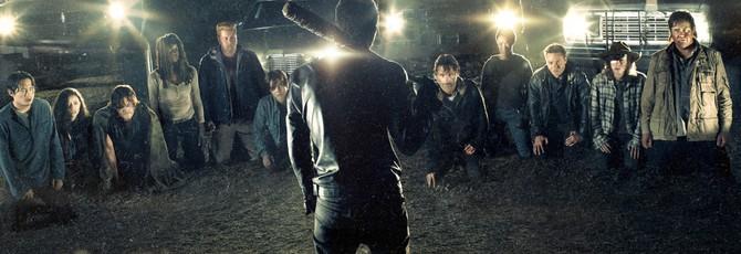В сети появились новые постеры к седьмому сезону The Walking Dead
