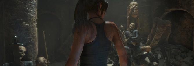 Rise of the Tomb Raider будет иметь три режима на PS4 Pro