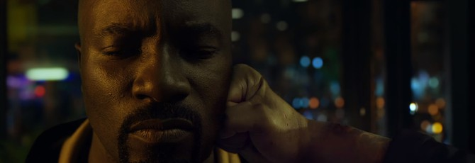 Люк Кейдж ломает руку щекой в новом тизере Luke Cage