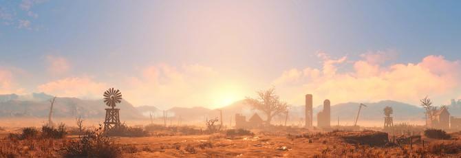 Sony запретила моддинг Fallout 4 и Skyrim на PS4