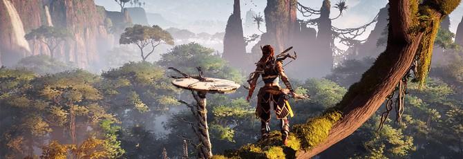Новый геймплей Horizon: Zero Dawn с TGS 2016