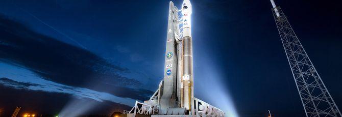 Запуск самой быстрой ракеты в мире — прямой эфир