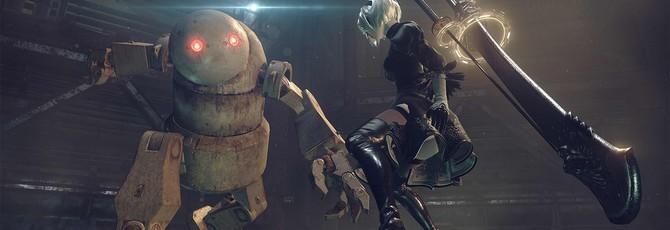 Демо NieR: Automata выйдет до конца года