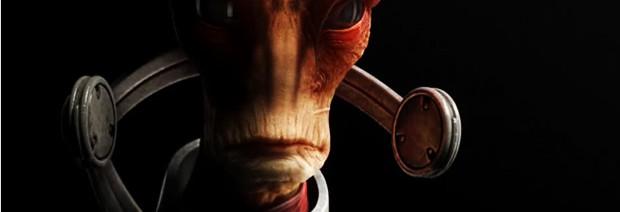 Mass Effect 2: Mordin и Zaeed