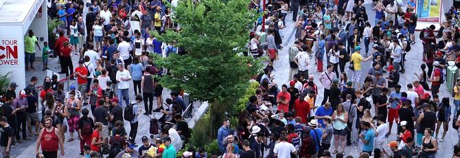 Редкий Покемон вызвал хаос в Токио