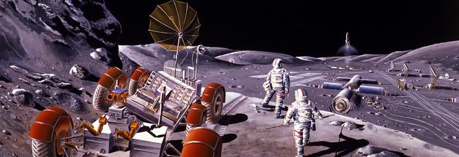 Россия приступила к тренировкам для колонизации Луны до 2045 года
