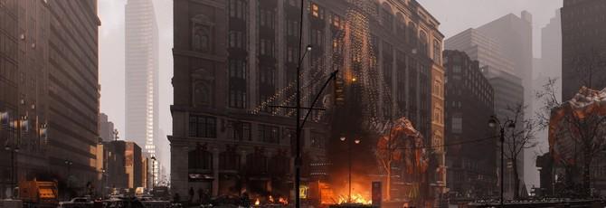 Ubisoft: The Division — пока бестселлер среди всех игр 2016 года
